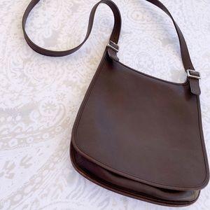 Coach Vintage Saddle Crossbody bag #9131